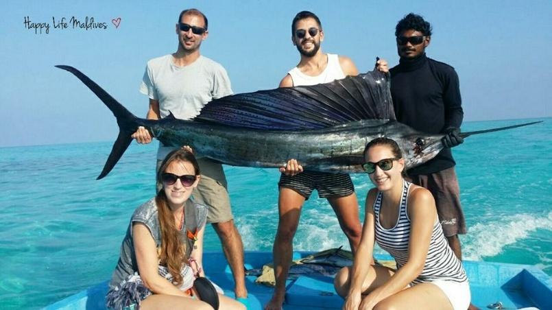BIG GAME fishing, Sail Fish, a big Yellow Fin Tuna, a Wahoo or a big Dorado