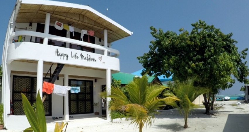Happy life maldives guesthouse