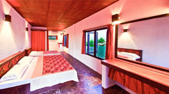Guesthouse Maldives seaview